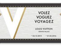 Volez, Voguez, Voyagez avec Louis Vuitton