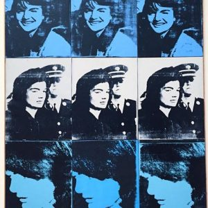 Andy Warhol – Nine Jackies (1964)