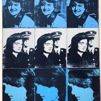 Andy Warhol - Nine Jackies (1964)