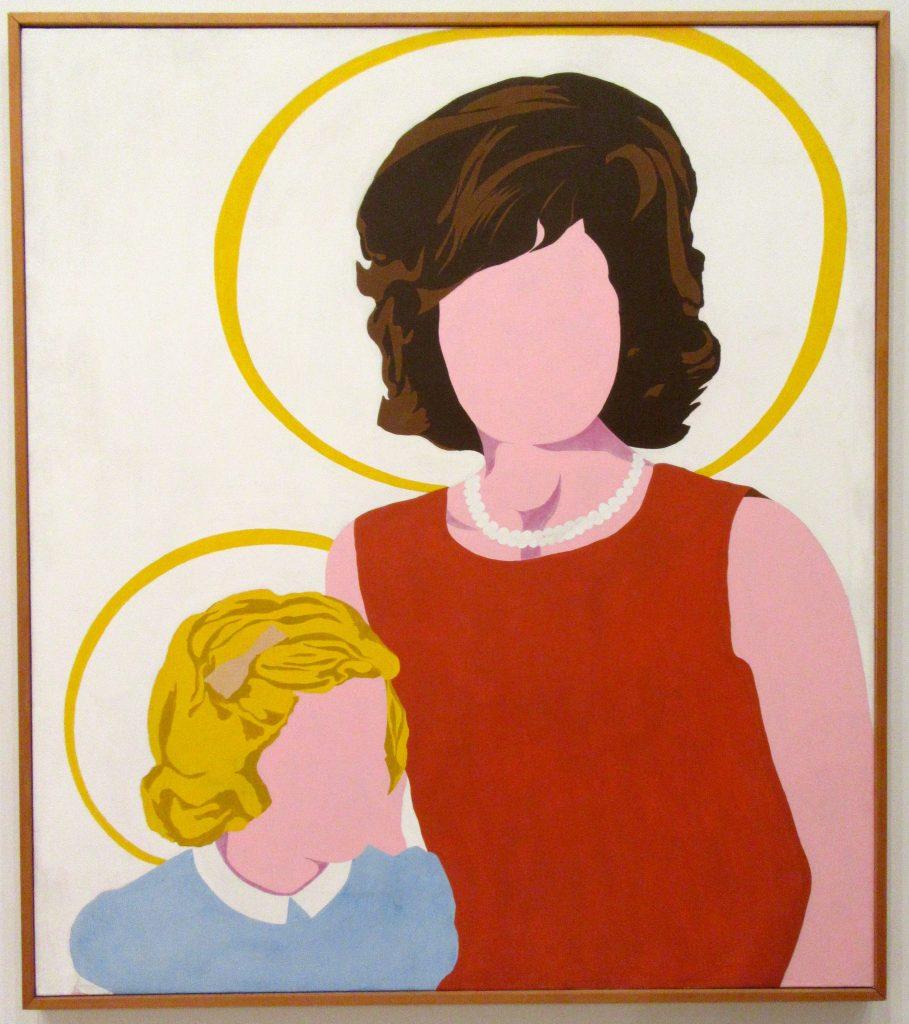 Madonna and Child d'Allan d'Arcangelo