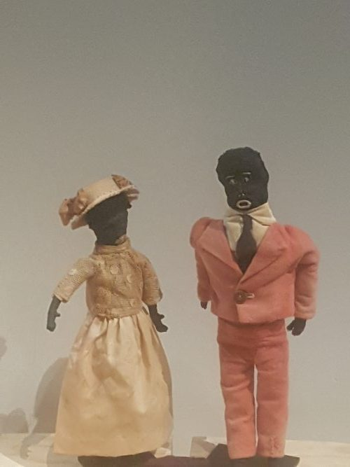black dolls mariés