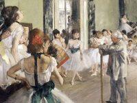 Degas, Danse, Dessin – Musée d'Orsay