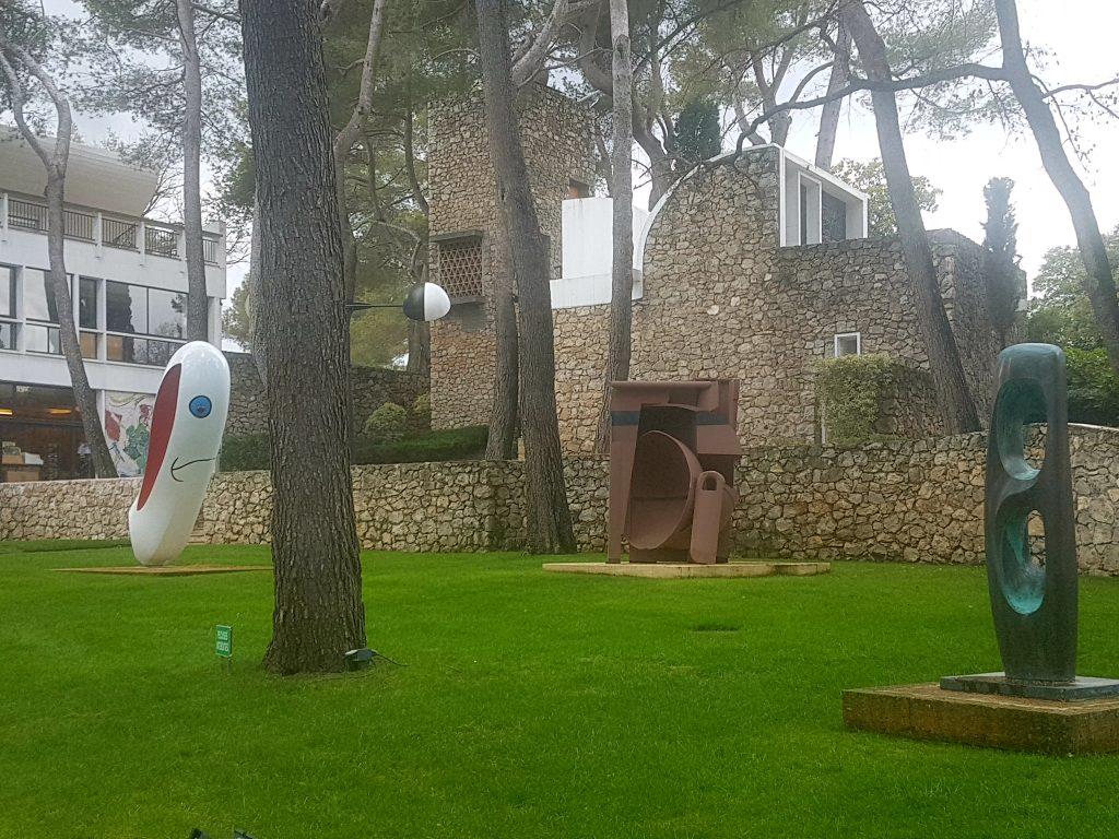 Jardin de la Fondation Maeght