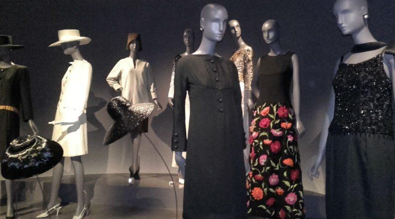 Yves Saint Laurent Exposition inaugurale