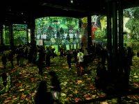 Gustav Klimt à l'honneur à l'Atelier des Lumières