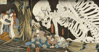 Enfers et fantômes d'Asie