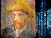 Vincent Van Gogh à l'Atelier des Lumières