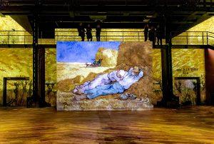 Vincent Van Gogh Atelier des Lumières 2