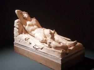 Endymion endormi, Antonio Canova