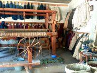 Atelier de tissage de Porfirio Gutierrez à Teotitlan del Valle