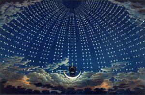 Apparition de la Reine de la Nuit, Karl Friedrich Thiele