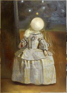 La Perle, d'après l'infante Marguerite, Salvador Dali
