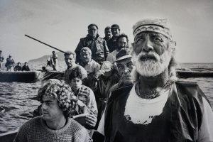 Des pêcheurs partent à l'aube pour la Mattana