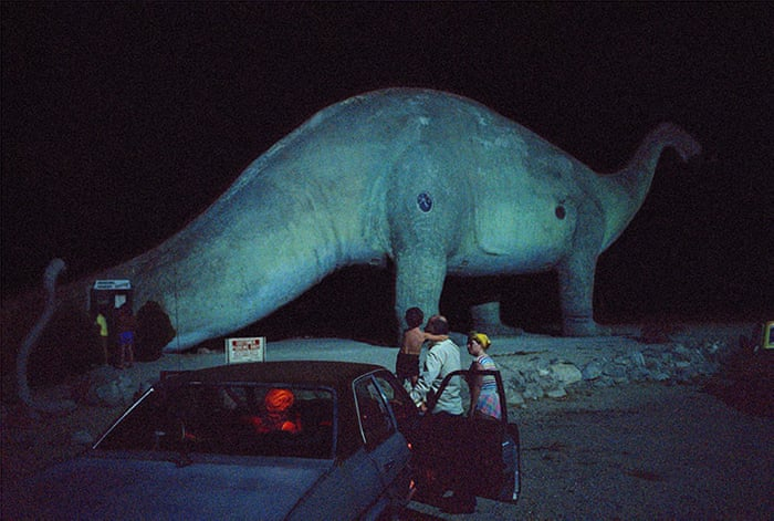 Wim Wenders, Dinosaur and Family