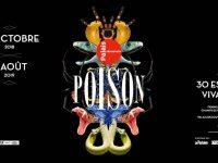 Poison, une exposition venimeuse au Palais de la Découverte