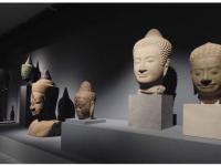 La légende dorée du Bouddha au Musée Guimet