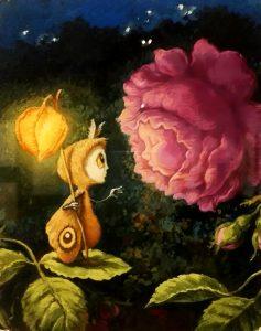 Antoon Krings Louis le Papillon de nuit