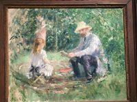 Berthe Morisot au musée d'Orsay, une approche poétique de la modernité