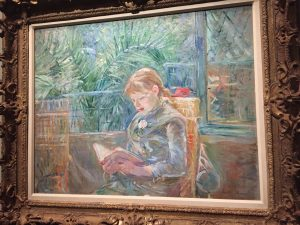 expo berthe morisot musée d'orsay