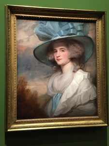 George Romney, Mrs Robert Trotter of Bush, vers 1788-1789, Londres, Tate