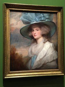 George Romney, Mrs Robert Trotter of Bush, vers 1788-1789, Londres, Tate