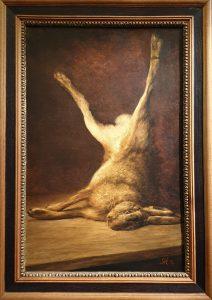 Lièvre Mort. 1891.