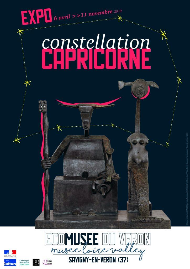 """""""Constellation Capricorne"""" à l'Écomusée du Véron"""