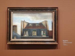 Les maisons et les nuages, Rimbert