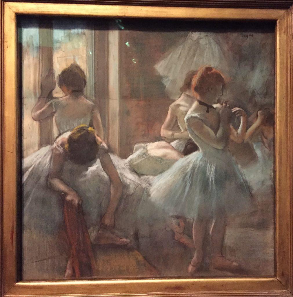 Edgar Degas, Danseuses