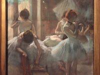 Degas à l'Opéra, spectacle et légèreté