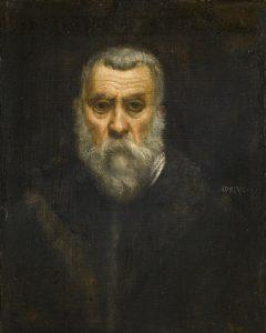 Portrait de Jacopo Tintoret