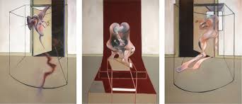 Triptych inspired by the Orestia of Aeschylus, 1981