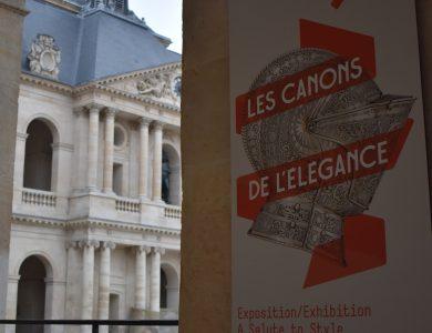 """""""Canons de l'élégance"""" aux Invalides"""