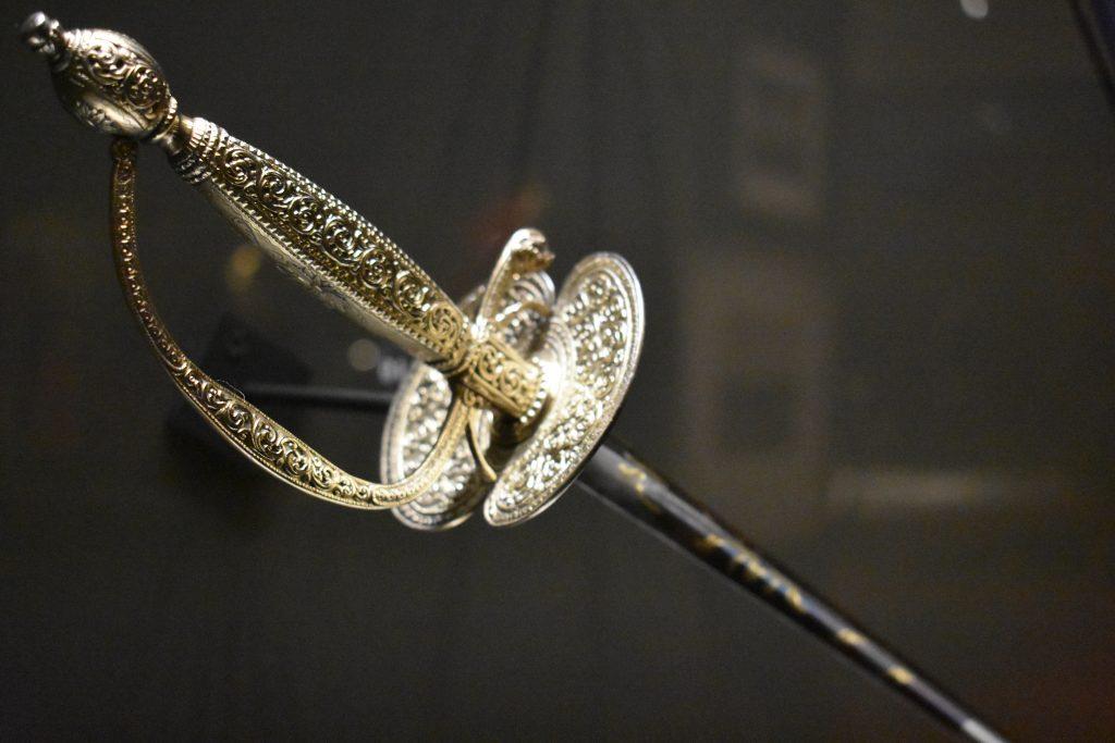 Épée d'Académicien de Jacques-Louis David
