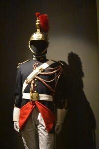 Uniforme de sous-officier de régiment de cavalerie de la Garde Républicaine