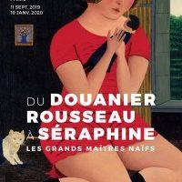 Du Douanier Rousseau à Séraphine, Musée Maillol