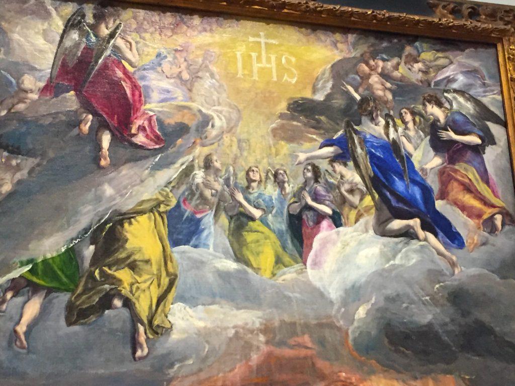 exposition Le Greco au Grand Palais