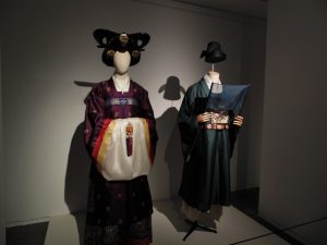 Lee Young-Jee ; Guimet ; Paris ; costume ; mode ; fashion ; Korea ; Corée ; exposition