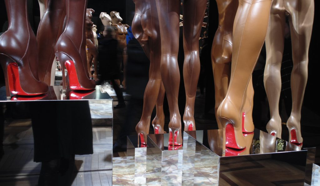 Louboutin Paris Exhibition