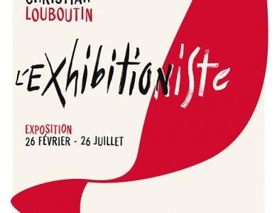 Louboutin pris en flagrant délit d'Exhibition[nisme] à la Porte Dorée !