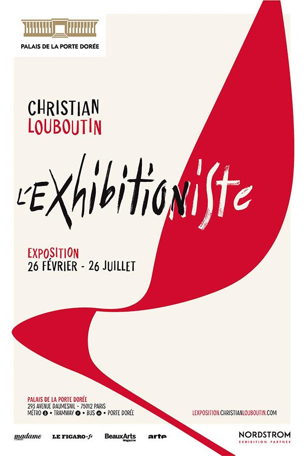 Louboutin exhibition Paris