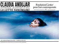 Claudia Andujar et la lutte Yanomami à la Fondation Cartier