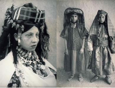 Juifs du Maroc,  Photographies de Jean Besancenot, une échappée culturelle au musée d'art et d'histoire du Judaïsme