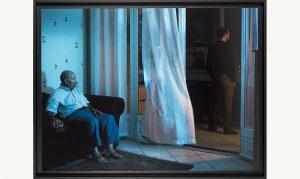Scène intérieure, Bahmed Couleurs du monde à l'Institut du monde arabe