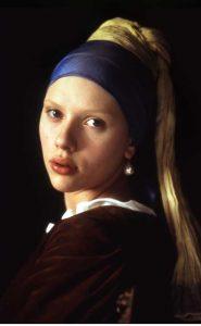 La Jeune Fille à la perle, Webber, 2003