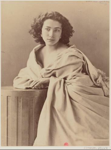 Félix-Nadar-Sarah-Bernhardt-1864