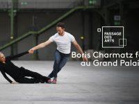 Premier événement au Grand Palais Éphémère : Happening Tempête, Boris Charmatz
