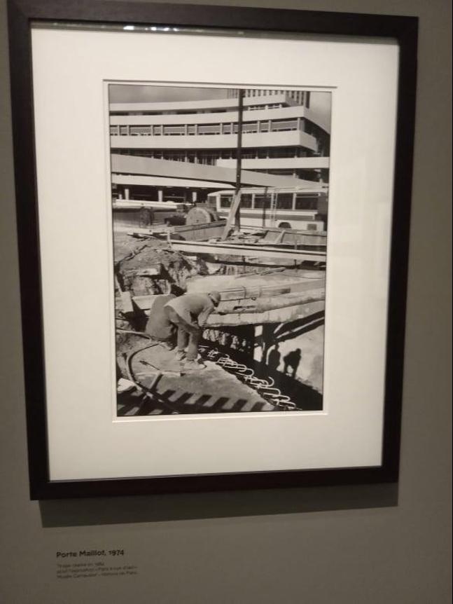 henri Cartier Bresson Revoir Paris musée carnavalet