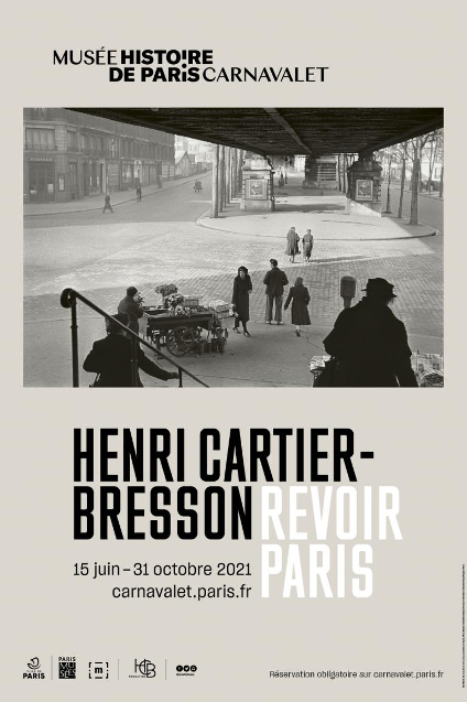 henri Cartier Bresson Revoir Paris